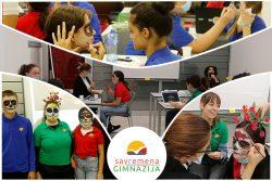 Interdisciplinary Spanish and Art lessons at Savremena Gimnazija