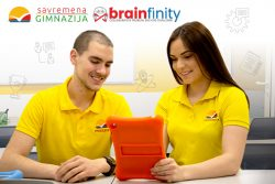 Savremena  has officially become a Brainfinity Problem Solving School
